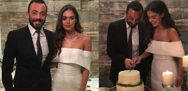 Bensu Soral ve Hakan Baş nişanlandı