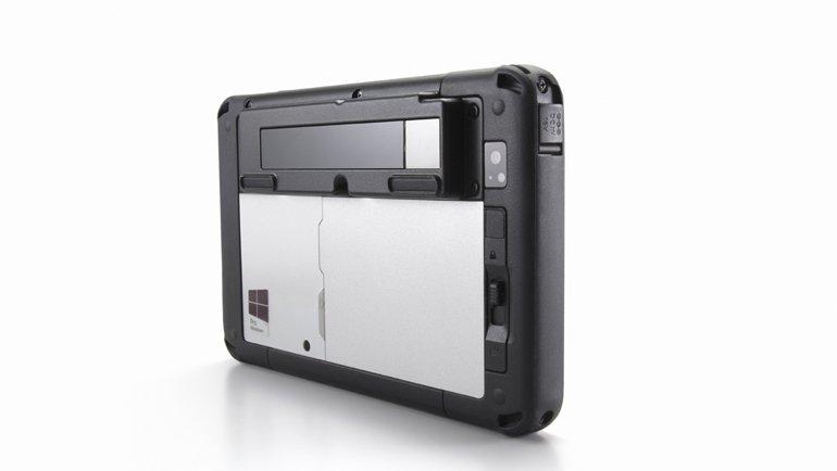 Panasonic'den termal tablet geldi!