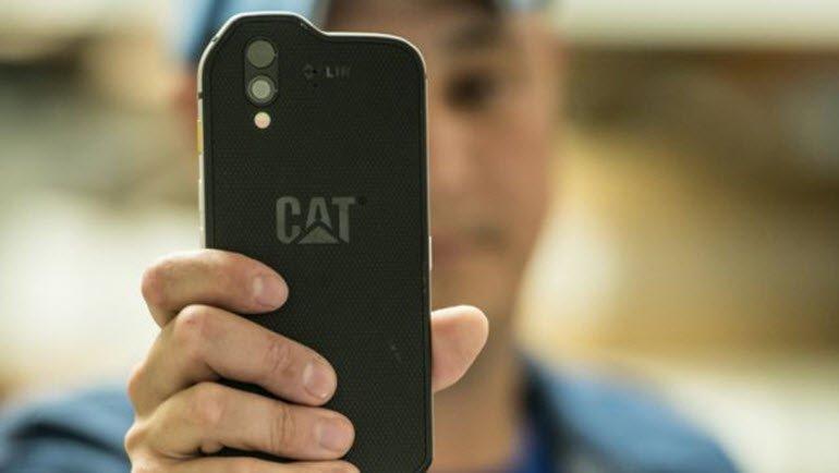Yeni Cat S61 ile tanışın
