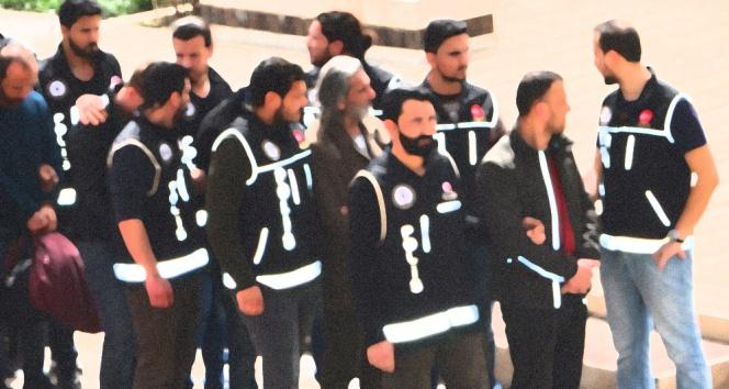 81 ilde eş zamanlı operasyon: Bin 91 kişi yakalandı