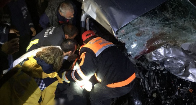 Ağrıda feci kaza: 4 ölü, 3 yaralı
