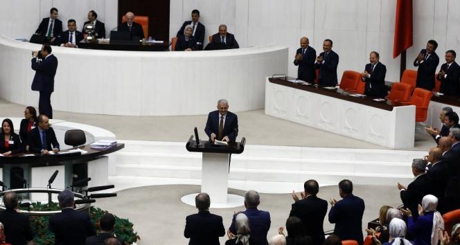 Erken Seçim Önergesi Meclisten geçti