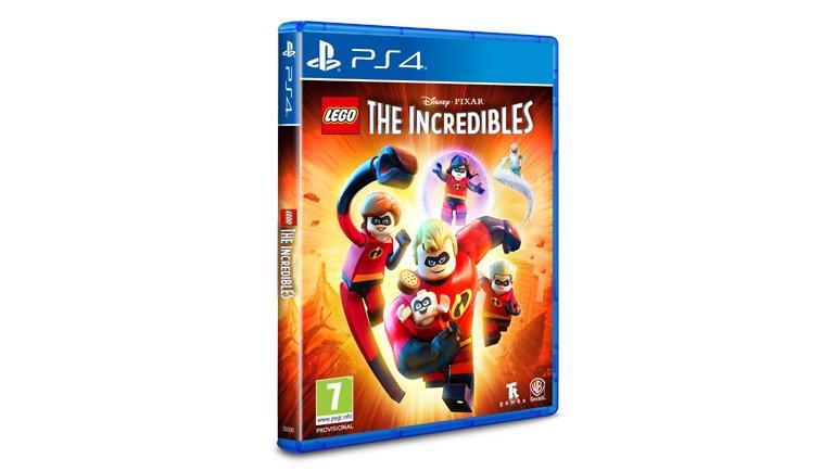 LEGO:The Incredibles geliyor