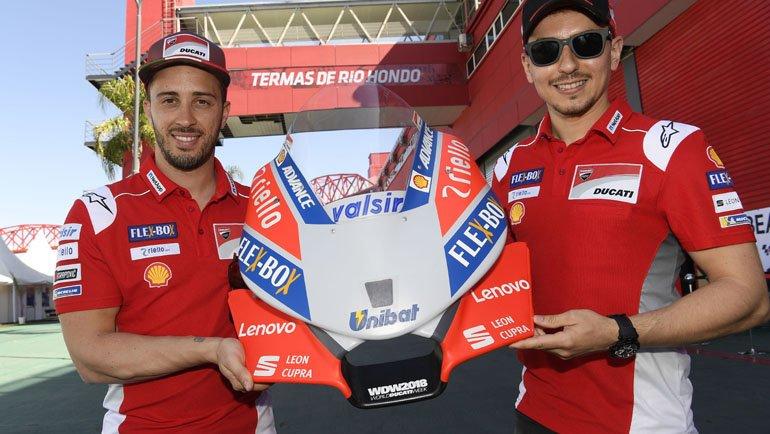 Lenovo, Ducati'nin sponsoru oluyor