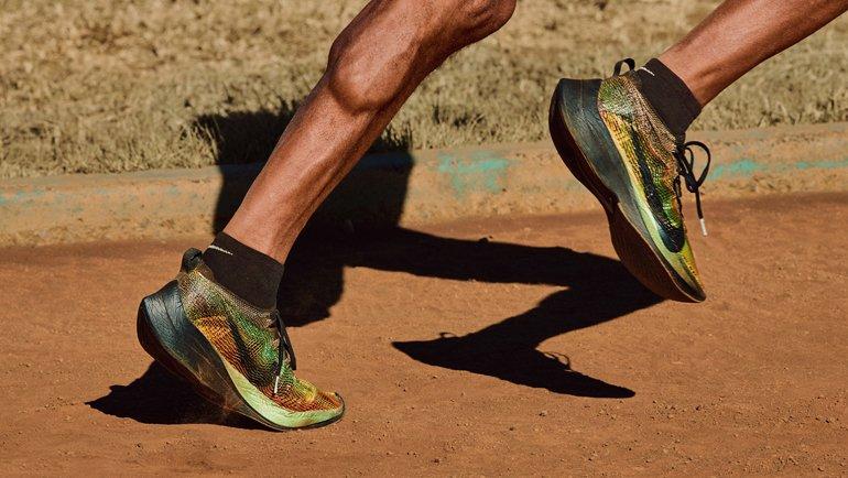 Nike yeni 3D ayakkabısını tanıttı