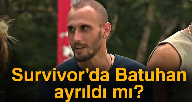 Survivor'da Batuhan ayrıldı mı? Survivor'da 1 Nisan şakası mı yapıldı?