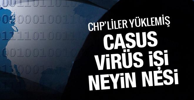 CHP'yi sarsan casus virüs programı neyin nesi! Alman ifşası