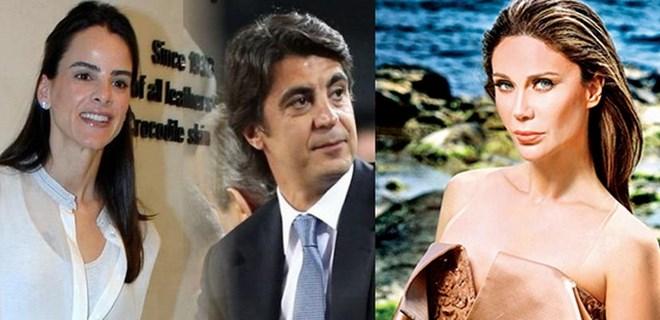 İbrahim Kutluay ve Edvina Sponza aşklarını teknede yaşıyor!