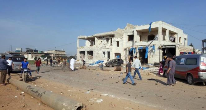İdlibin kuzeyinde patlama: 4 ölü, 3 yaralı