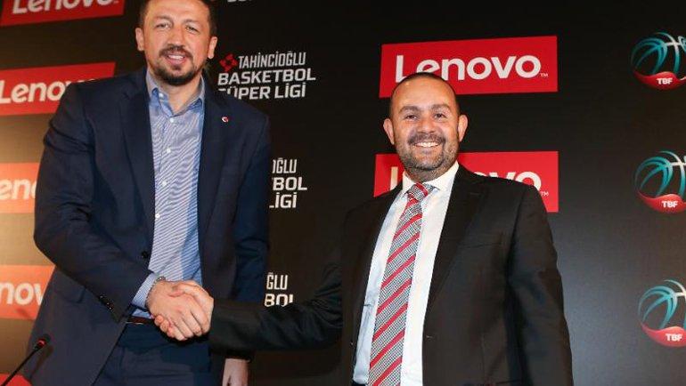 Basketbolun adı Lenovo!