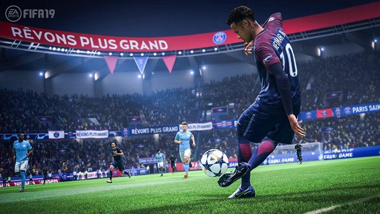 FIFA 19, E3'te tanıtıldı