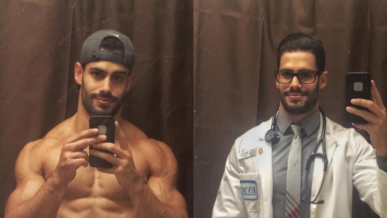 Hasta Olmak İçin Can Atmanıza Neden Olabilecek 7 Ultra Yakışıklı Doktor