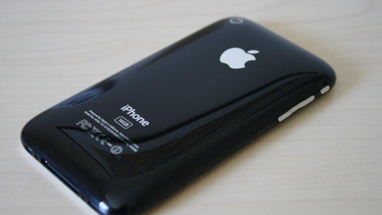 iPhone 3GS, tekrar satışta