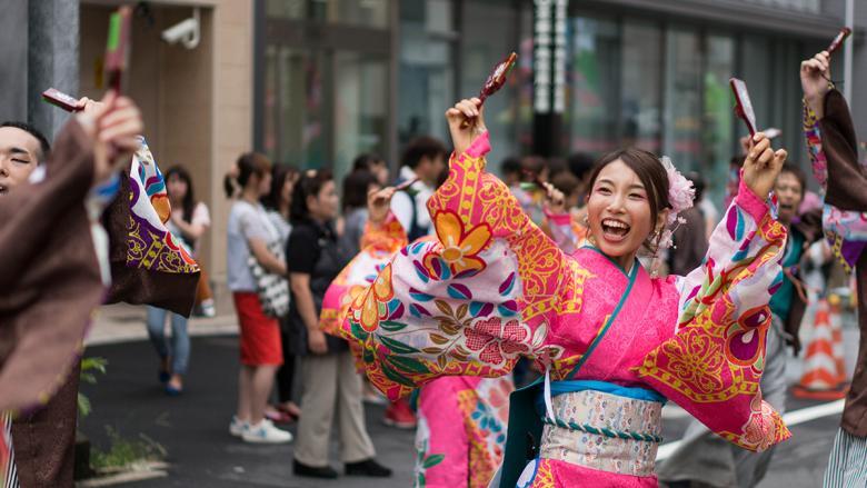 Japonya'da İnsanların Gelenek ve Göreneklerini Yansıtan 8 Gösterişli Fotoğraf