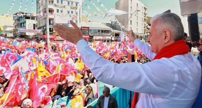 Kimse Türklere, Kürtlere devlet kurma küstahlığında bulunmasın