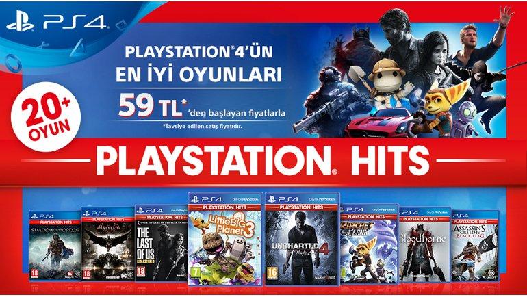 PlayStation Hits tanıtıldı!