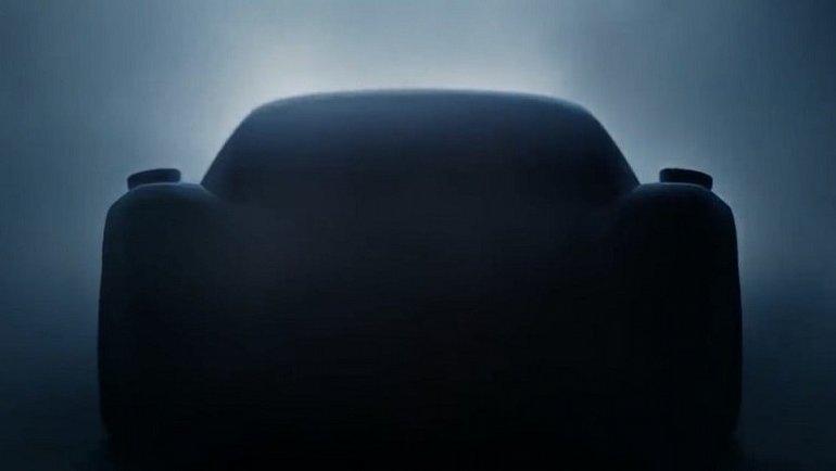 Porsche Mission E göründü!