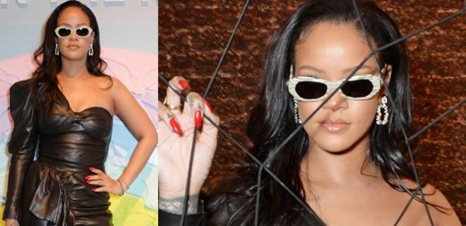 Rihanna'dan göz kamaştıran tanıtım