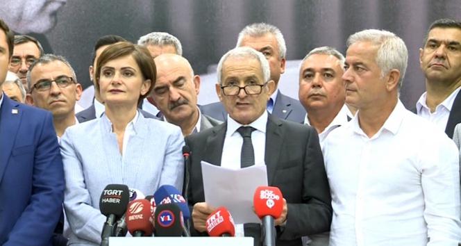 59 İl Başkanından Kılıçdaroğluna destek