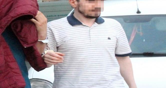 Adil Öksüzün bacanağı tutuklandı