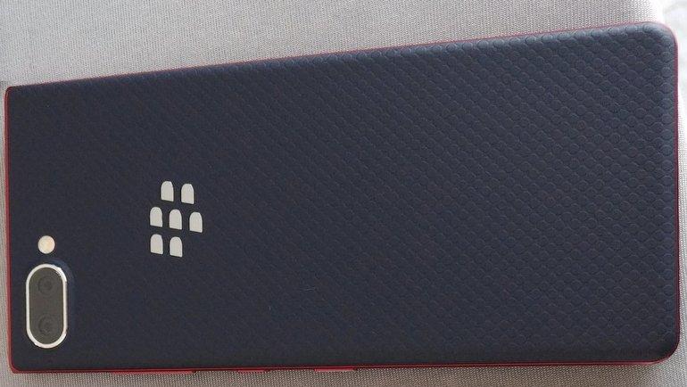 BlackBerry KEY2 Lite yolda mı?