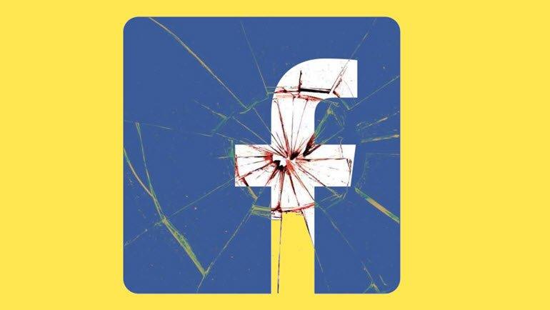 Facebook'ta garip sorun!