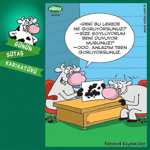 Günün Sütaş karikatürü!