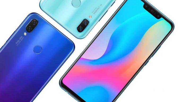 Huawei'den iki etkileyici telefon!