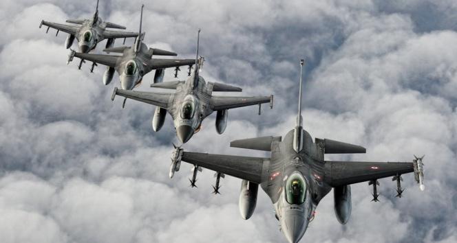 Kuzey Iraka hava harekatları: Tam 28 hedef