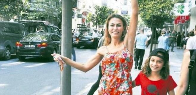 Leyla Bilginel korkulu günleri geride bıraktı