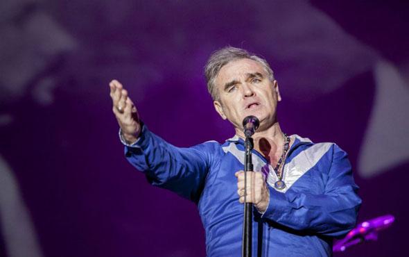 Morrisey'e şok! Konserlerini iptal etmek zorunda kaldı