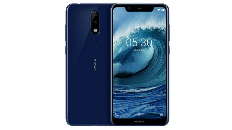 Nokia X5 tanıtıldı!