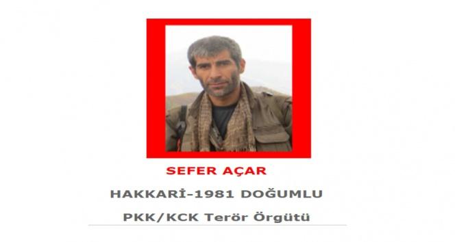 O terörist öldürüldü: Kırmızı listedeydi!