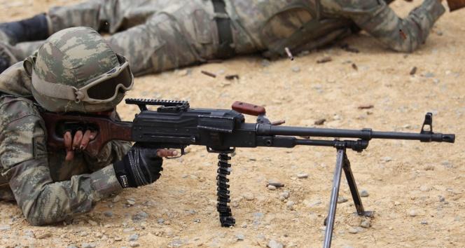 TSK: 44 terörist etkisiz hale getirildi