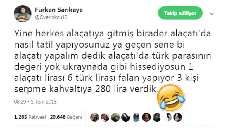 Twitter'ın Komik Çocuğu '@Overlokcu12' Furkan Sarıkaya'nın Son Günlerde Atıp Çılgın Gibi Beğeni Aldığı 7 Tweeti