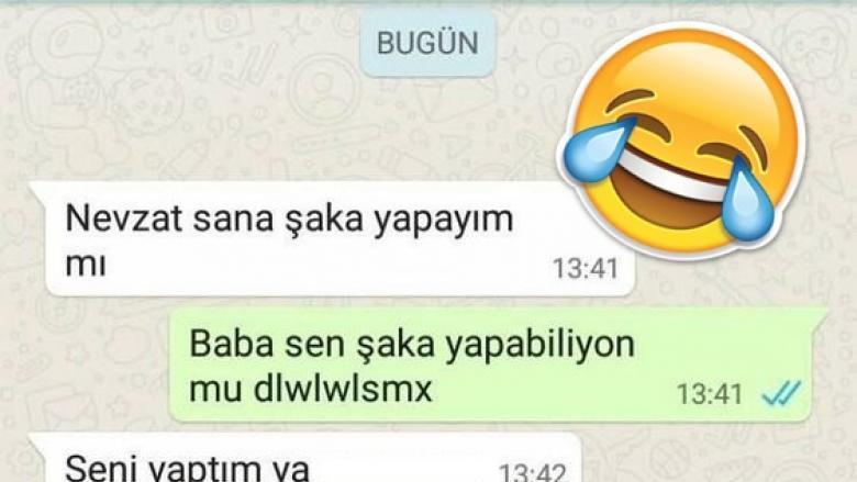 Ağzı Dolusu Kahkaha Atmanıza Neden Olacak 7 WhatsApp Sohbeti