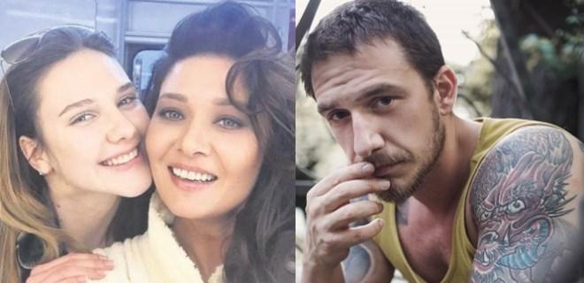Alina Boz ve Nurgül Yeşilçay'ın arasına Mithat Can girdi!