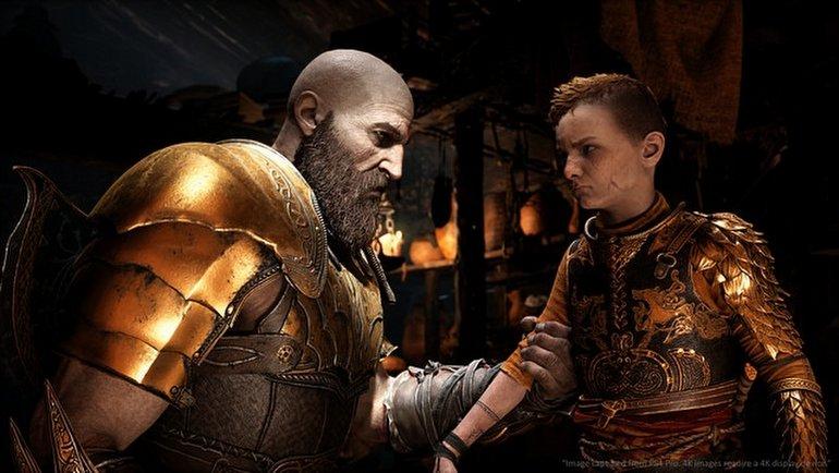 God of War'ı böyle oynar mıydınız?