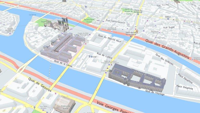 Here, Google Maps'i böyle vuracak!