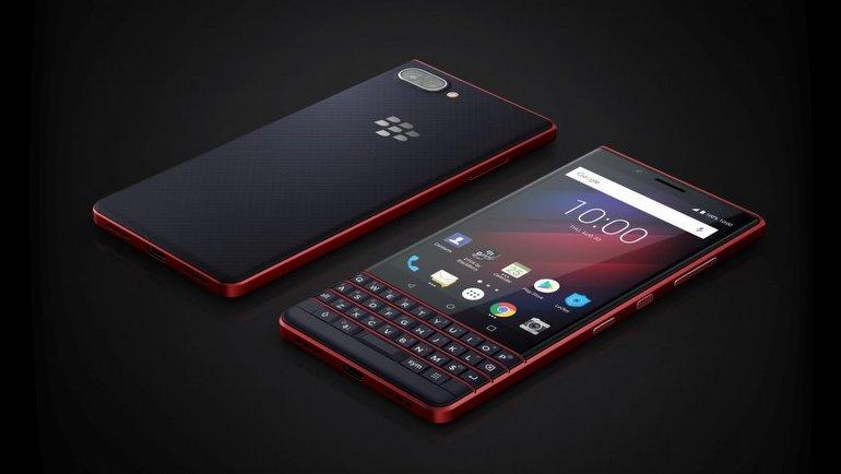 IFA 2018'de BlackBerry sürprizi