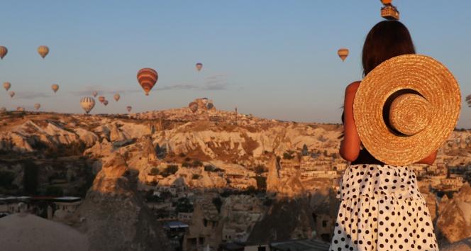Kapadokya Kurban Bayramını yüzde 90 dolu geçirdi