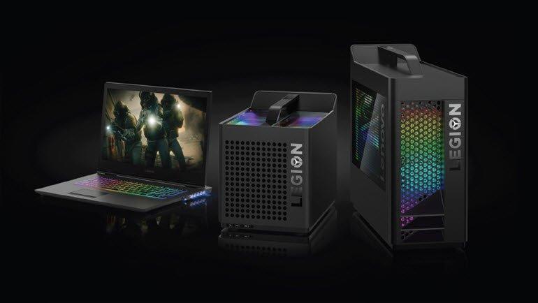 Lenovo'dan GeForce RTX'li PC!