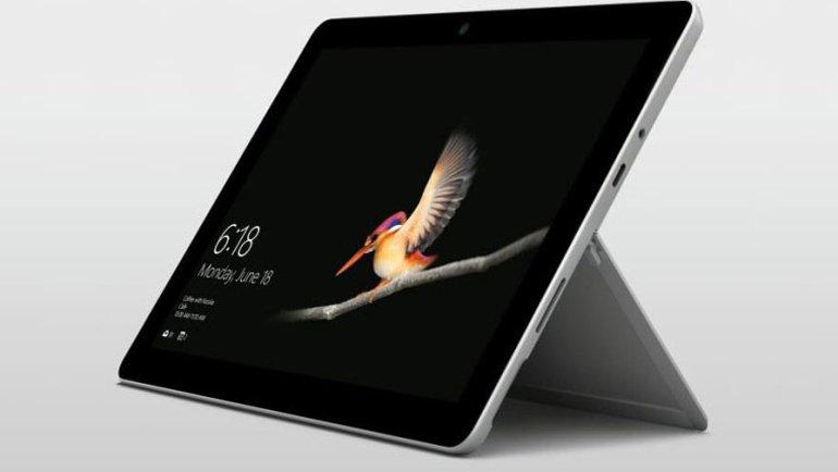 Surface Go 'zor' tamir edilir