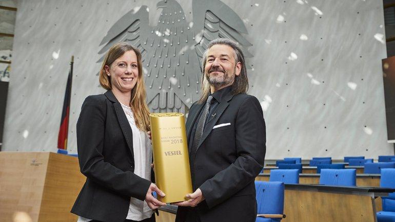 Vestel'e 'En Yenilikçi Marka' ödülü