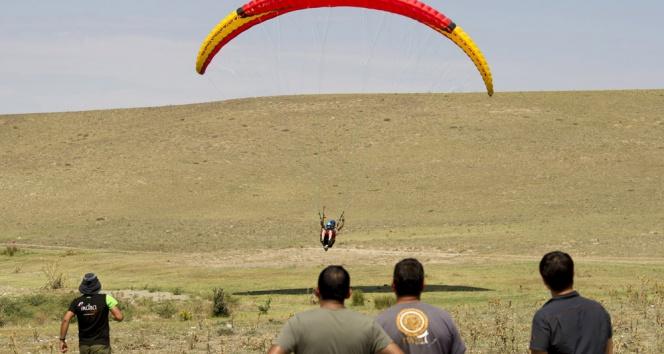 Yamaçsız yamaç paraşütü