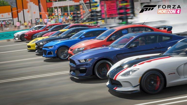 Forza Horizon 4'ten büyük başarı