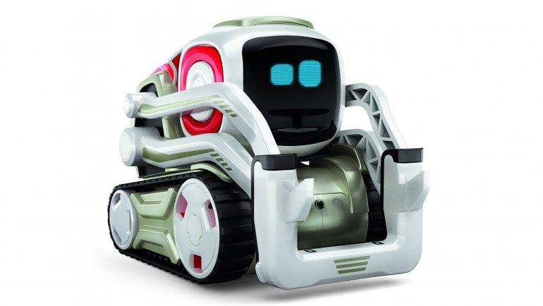 Küçük droid Cozmo ile tanışın