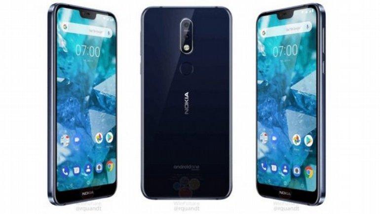 Nokia 7.1 tamamen sızdı