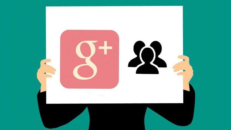 Google+'ta yeni sorun