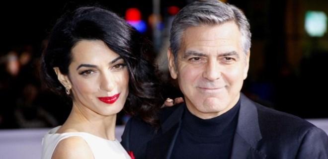 Amal & George Clooney çiftinden sürpriz karar
